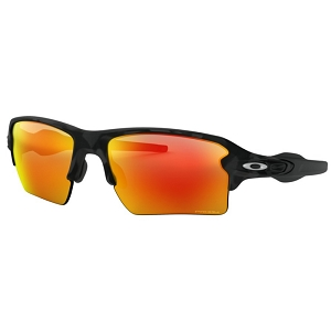 Oakley Flak 2.0 XL Black Camo / Prizm Ruby